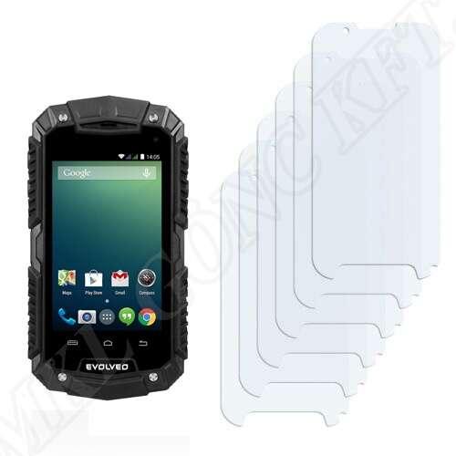 Evolveo StrongPhone D2 kijelzővédő fólia