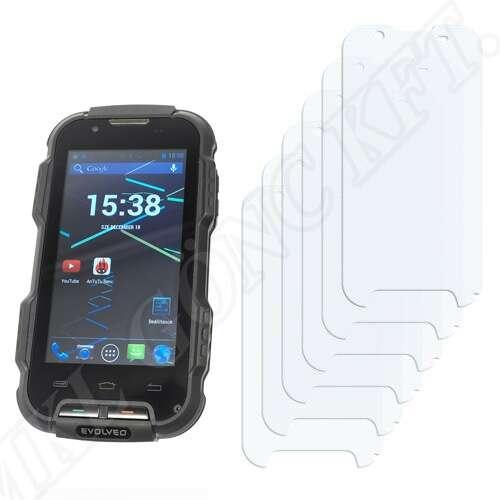 Evolveo StrongPhone Q4 kijelzővédő fólia