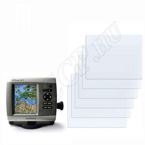 Garmin GPSMAP 420 kijelzővédő fólia