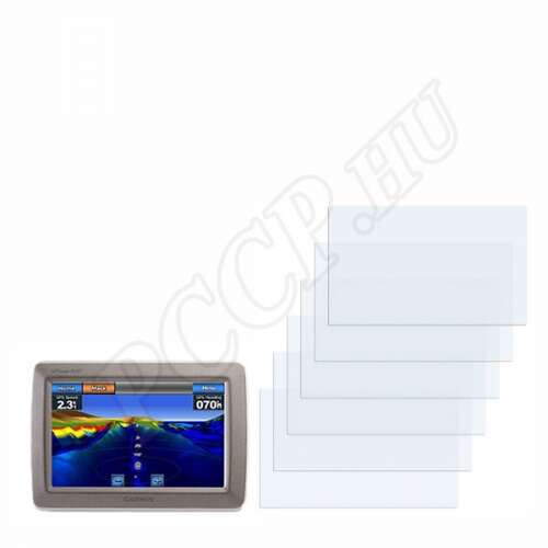 Garmin GPSMAP 620 kijelzővédő fólia