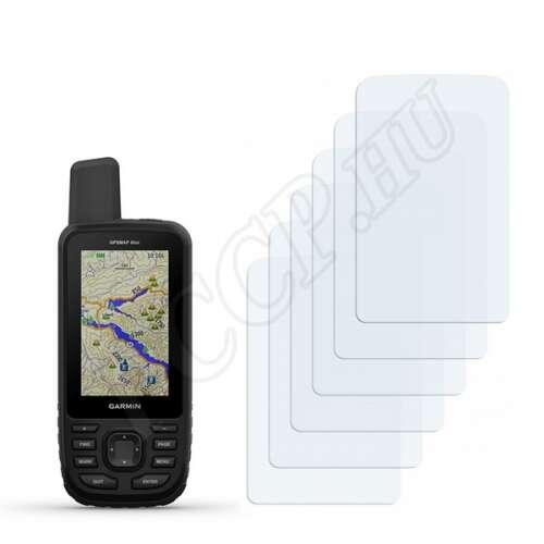 Garmin GPSMAP 66st kijelzővédő fólia