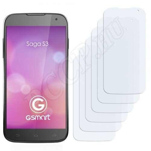 Gigabyte GSmart Saga S3 kijelzővédő fólia