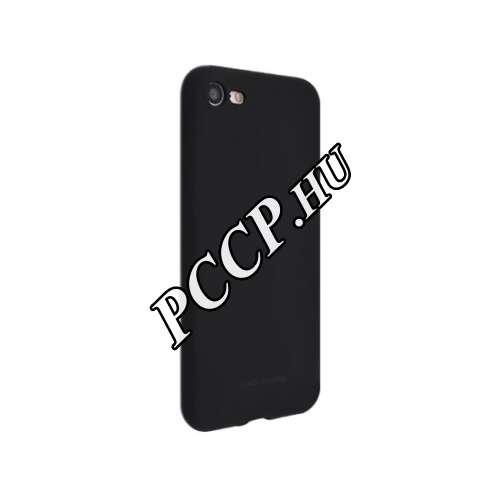 Samsung Galaxy J6 Plus (2018) fekete szilikon hátlap
