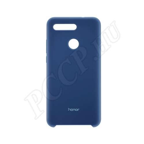 Honor View 20 kék gyári szilikon hátlap