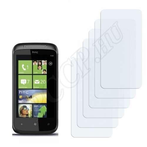 HTC 7 Pro T7576 kijelzővédő fólia