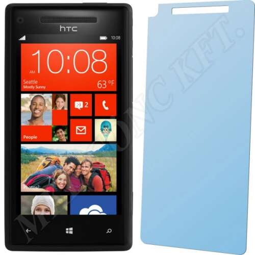 HTC Windows Phone 8X kijelzővédő fólia