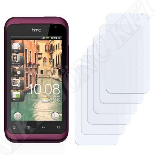 HTC Bliss kijelzővédő fólia