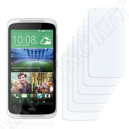 HTC Desire 526G kijelzővédő fólia