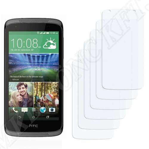 HTC Desire 526G Plus kijelzővédő fólia