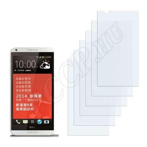 HTC Desire 8 kijelzővédő fólia