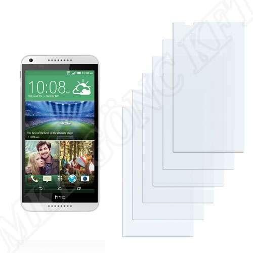 HTC Desire 816 kijelzővédő fólia