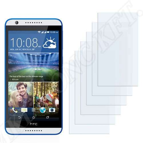 HTC Desire 820g+ kijelzővédő fólia