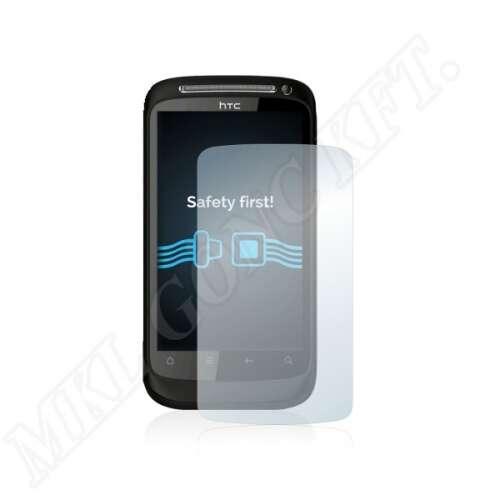 HTC Desire S (S510e) kijelzővédő fólia