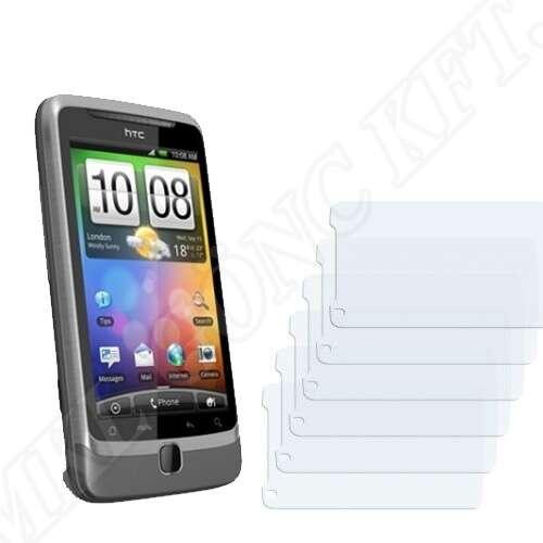 HTC Desire Z kijelzővédő fólia