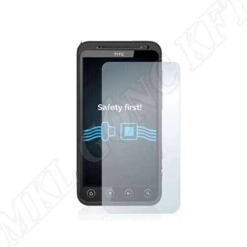 HTC Evo 3D (X515) kijelzővédő fólia