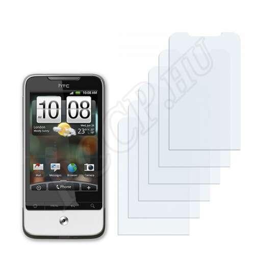 HTC Legend kijelzővédő fólia