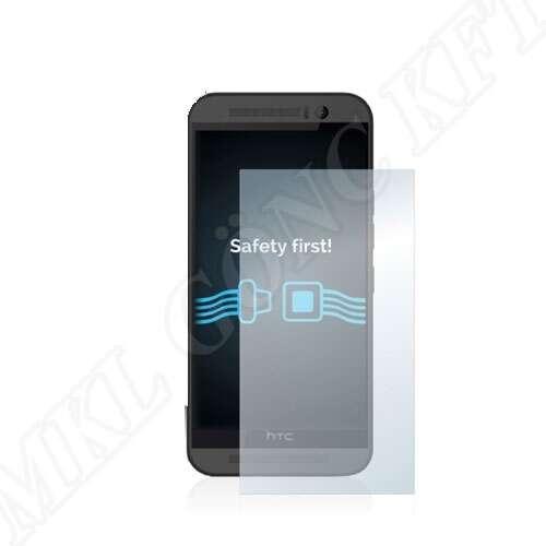 HTC One E9+ kijelzővédő fólia