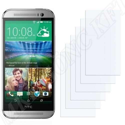 HTC One M8S kijelzővédő fólia