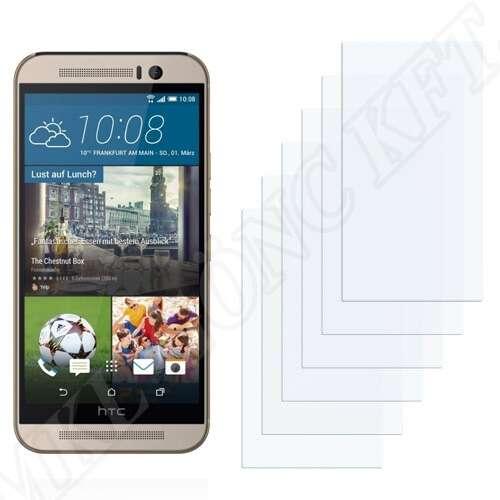 HTC One M9 kijelzővédő fólia