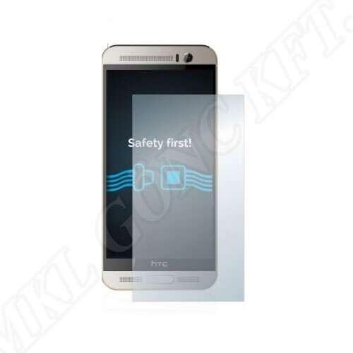 HTC One M9+ kijelzővédő fólia