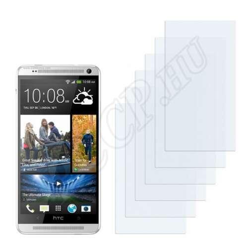 HTC One Max Dual kijelzővédő fólia