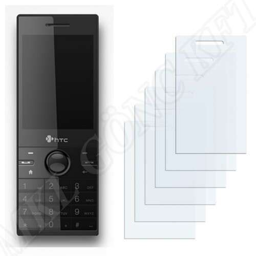 HTC Rose S740 kijelzővédő fólia