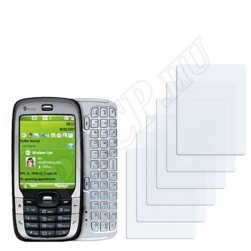 HTC S710 Vox kijelzővédő fólia