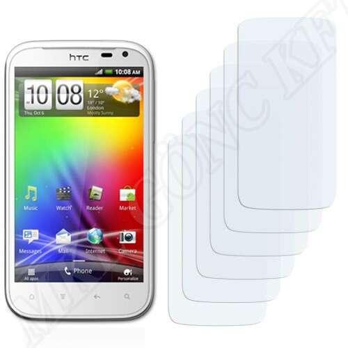 HTC Sensation XL Z710 kijelzővédő fólia