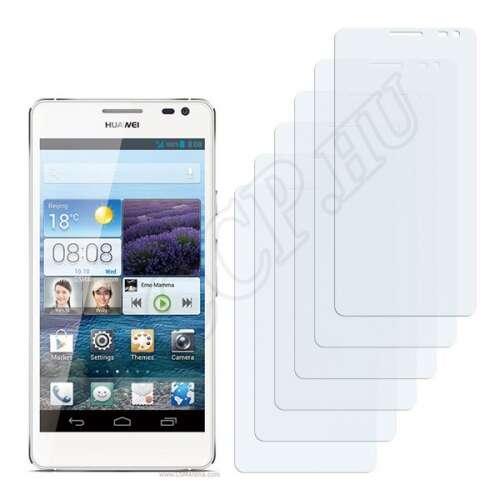 Huawei Ascend D2 kijelzővédő fólia