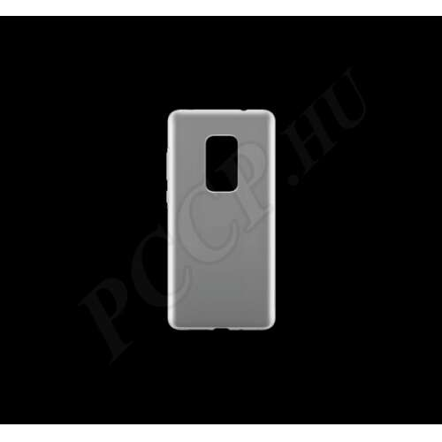 Huawei Mate 20 átlátszó gyári hátlap