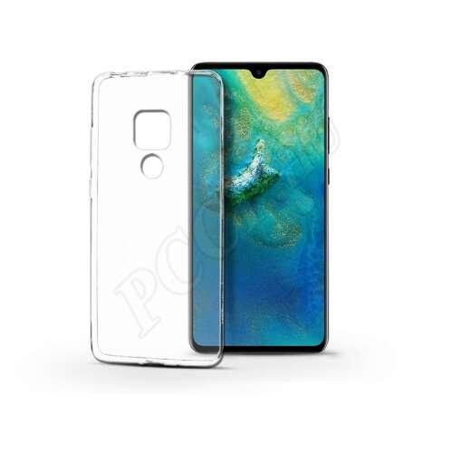 Huawei Mate 20 átlátszó szilikon hátlap