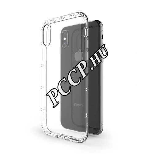Huawei Mate 20 Lite átlátszó szilikon hátlap