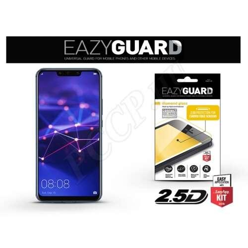 Huawei Mate 20 Lite fekete üveg kijelzővédő fólia