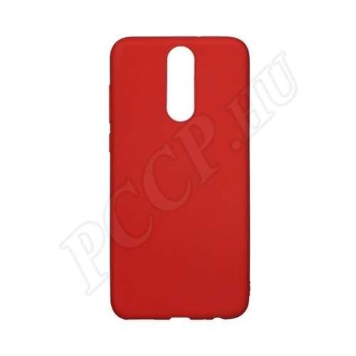 Huawei Mate 20 piros szilikon hátlap