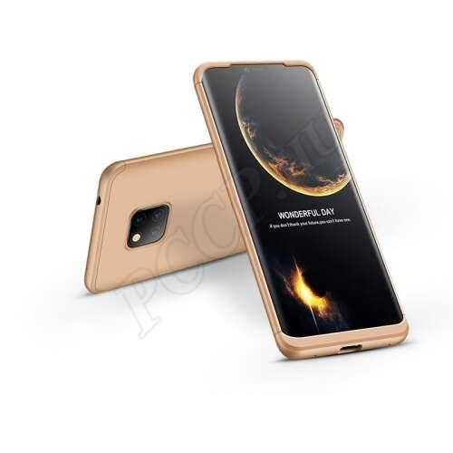 Huawei Mate 20 Pro arany három részből álló védőtok