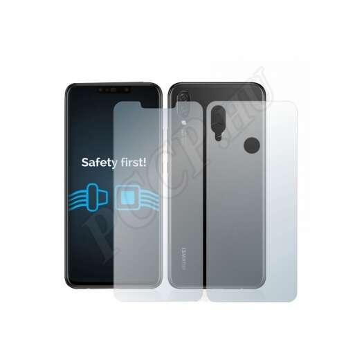 Huawei P smart Plus 2018 (elő- és hátlap) kijelzővédő fólia