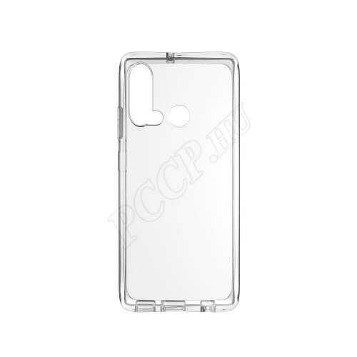 Huawei P20 Lite (2019) átlátszó vékony szilikon hátlap
