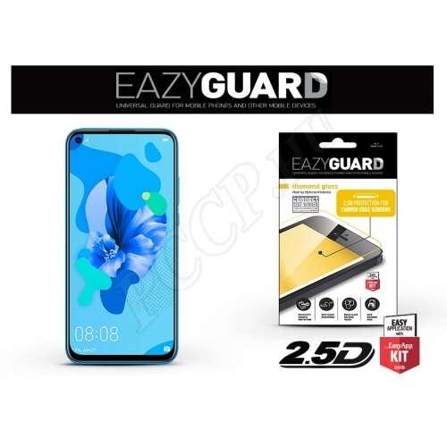 Huawei P20 Lite (2019) fekete üveg kijelzővédő fólia