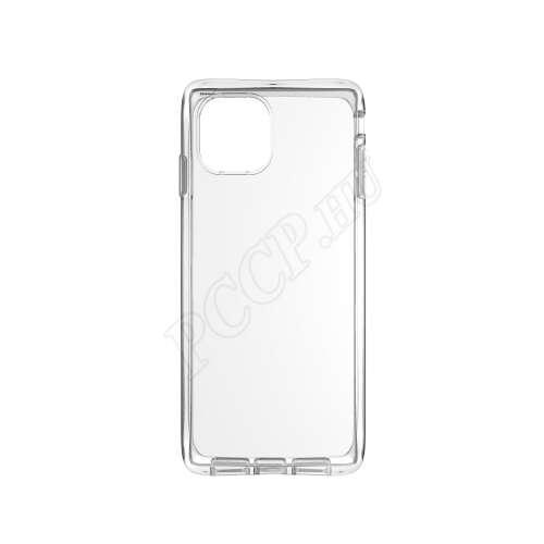 Huawei P20 Lite átlátszó vékony szilikon hátlap