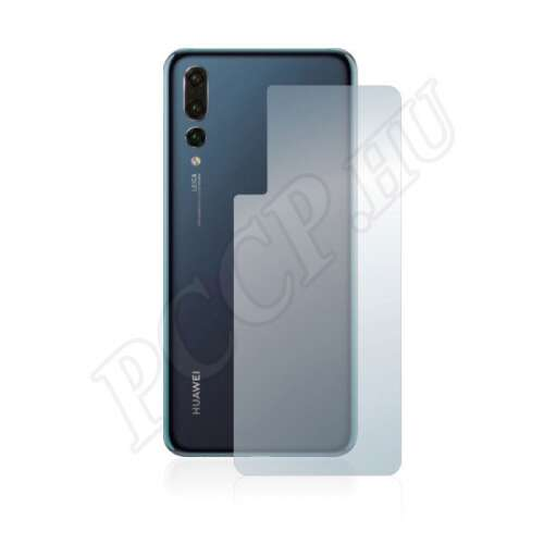 Huawei P20 Pro (hátlap) kijelzővédő fólia
