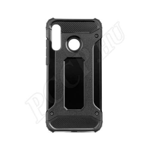 Huawei P30 Lite fekete hátlap