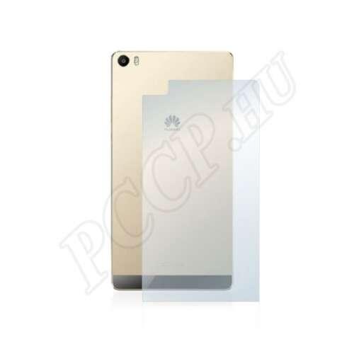 Huawei P8 Max hátlap kijelzővédő fólia
