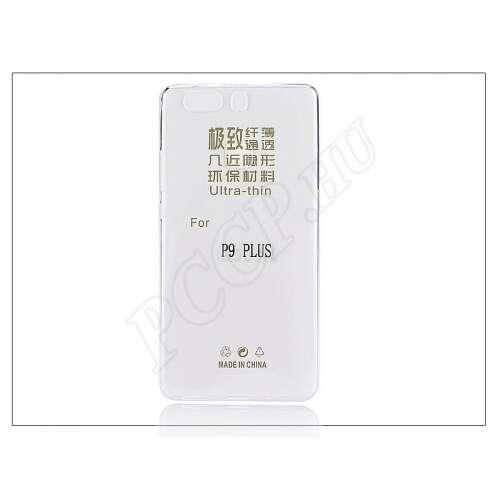 Huawei P9 Plus átlátszó szilikon hátlap