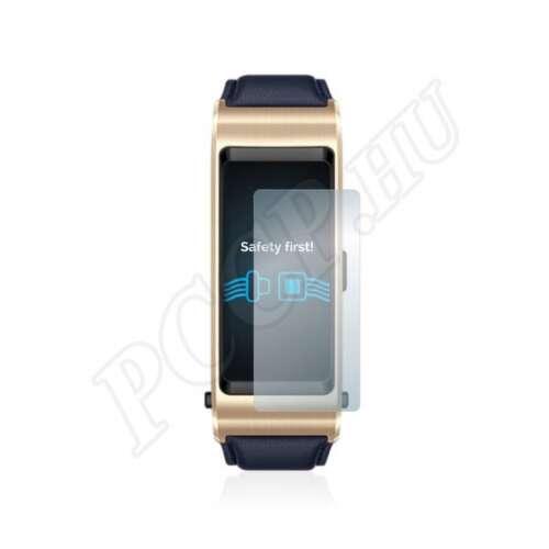 Huawei TalkBand B5 kijelzővédő fólia