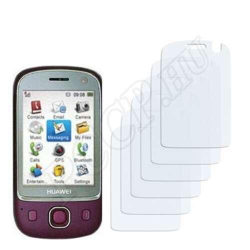 Huawei U7510 kijelzővédő fólia