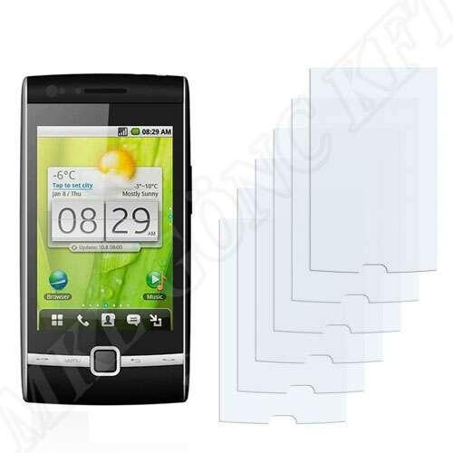 Huawei U8500 kijelzővédő fólia