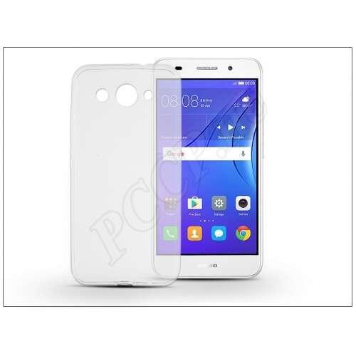 Huawei Y3 (2017) átlátszó szilikon hátlap