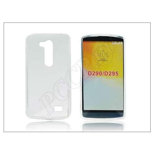 LG L Fino D290N átlátszó szilikon hátlap
