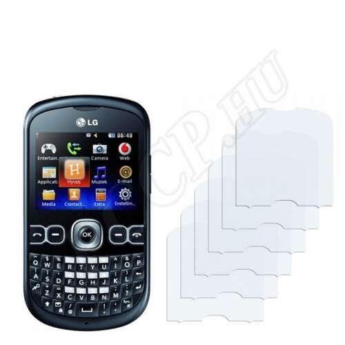 LG C300 Town kijelzővédő fólia