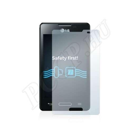 LG E440 Optimus L4 II kijelzővédő fólia